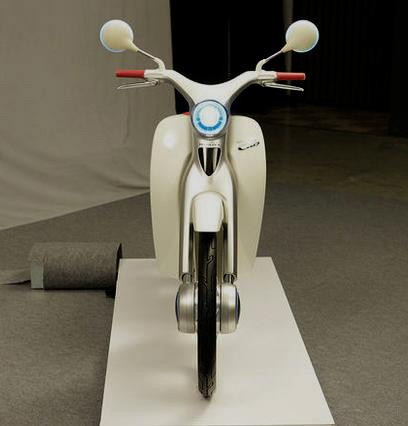 Honda,xe honda,Super Cub,EV-Cub,xe máy điện,xe máy điện honda