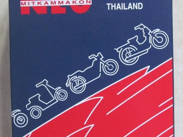 Má phanh xe máy,má phanh cơ,má phanh cơ NEO Dream,má phanh cơ xe dream,má phanh Thái Lan,Má phanh Neo Dream
